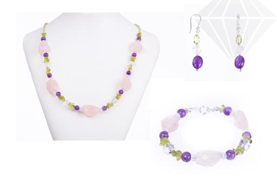 kolok.ro-Pachet bijuterii de PRIMĂVARĂ-KDK422-30