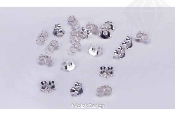 kolok.ro-Dopuri pentru cercei din argint 925-KDA76-30