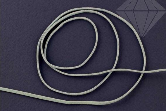 kolok.ro-Șnur de piele plat albastru deschis-KD16622-30