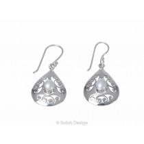 kolok.ro-Cercei Maroc din argint 925 cu perle de cultură-KDP01-20