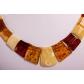 kolok.ro-Colier chihlimbar cu mărgele de diferite culori și rectangulare-KDX0233-00