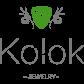 kolok.ro-Pandantiv din jad în formă de delfin-KD1593-00