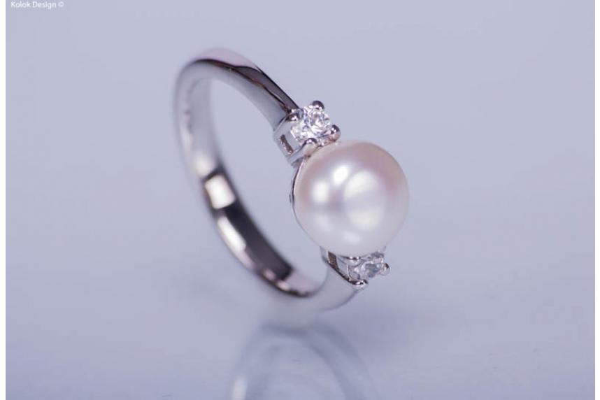 kolok.ro-Inel din argint cu perle de cultură-KONFI14-00